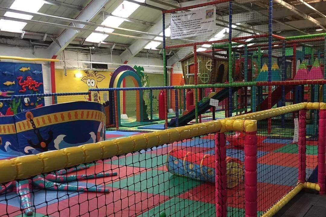 Soft Play Centre